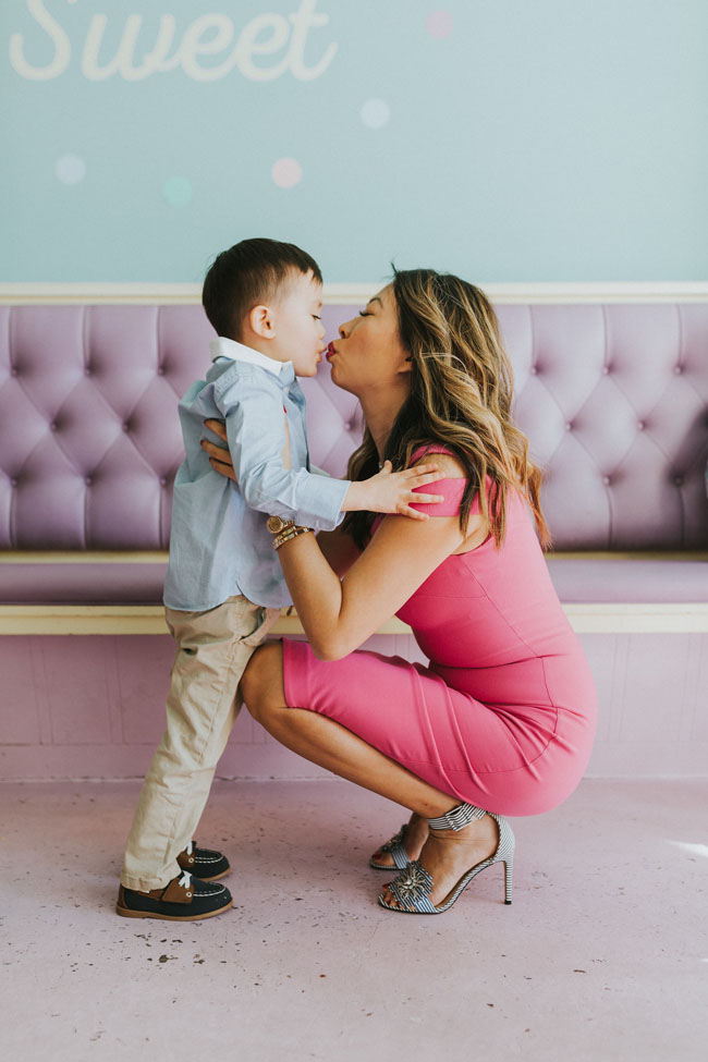 Mommy and Son Photo shoot, Sweet Mandy B's, DSW Shoes for family