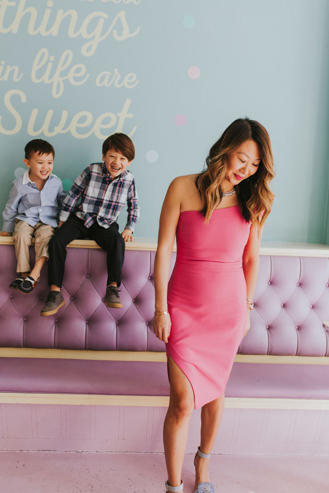 Sweet Mandy B's photo shoot, Jennifer Worman, Best place to instagram Chicago, DSW shoes