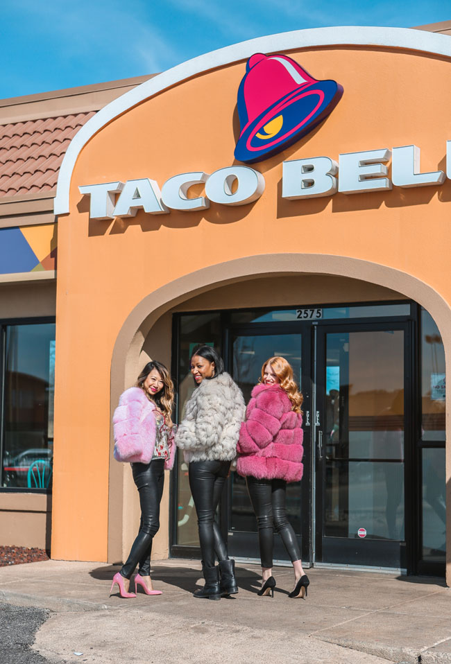 Taco Bell Clybourn, Best Taco Bell Chicago, Taco Bell Photo shoot