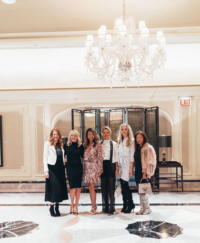 Chicago Mom bloggers, Chicago Fashion Bloggers, Four Seasons Chicago