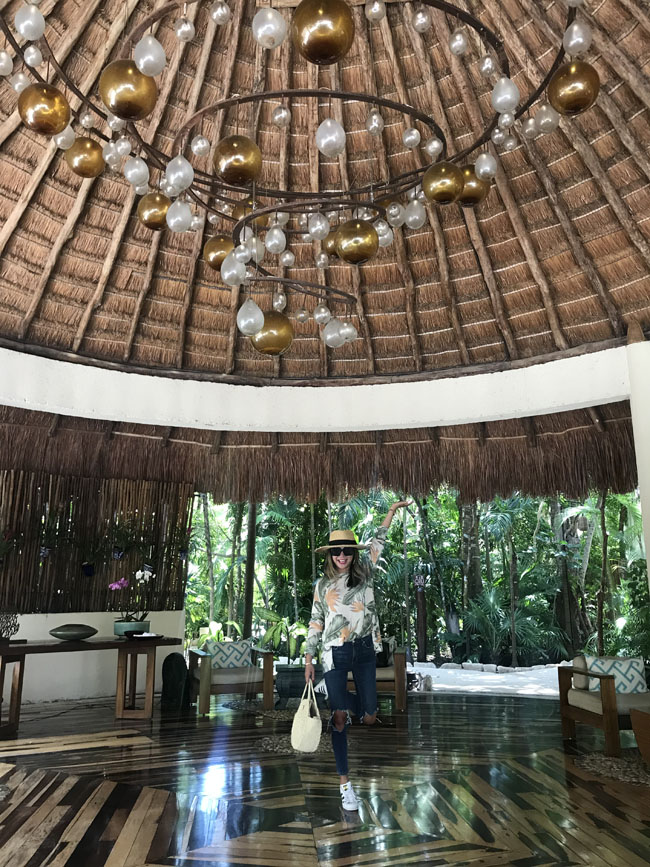 viceroy riviera maya Lobby, Palm Show me your MuMu Sweater