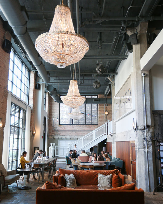 Best coffee shops in chicago, Allis Chicago