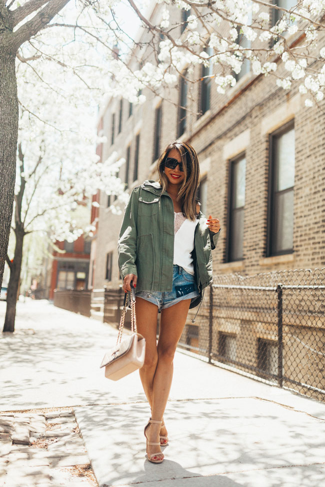 fashion blogger chicago, jennifer Worman, spring style