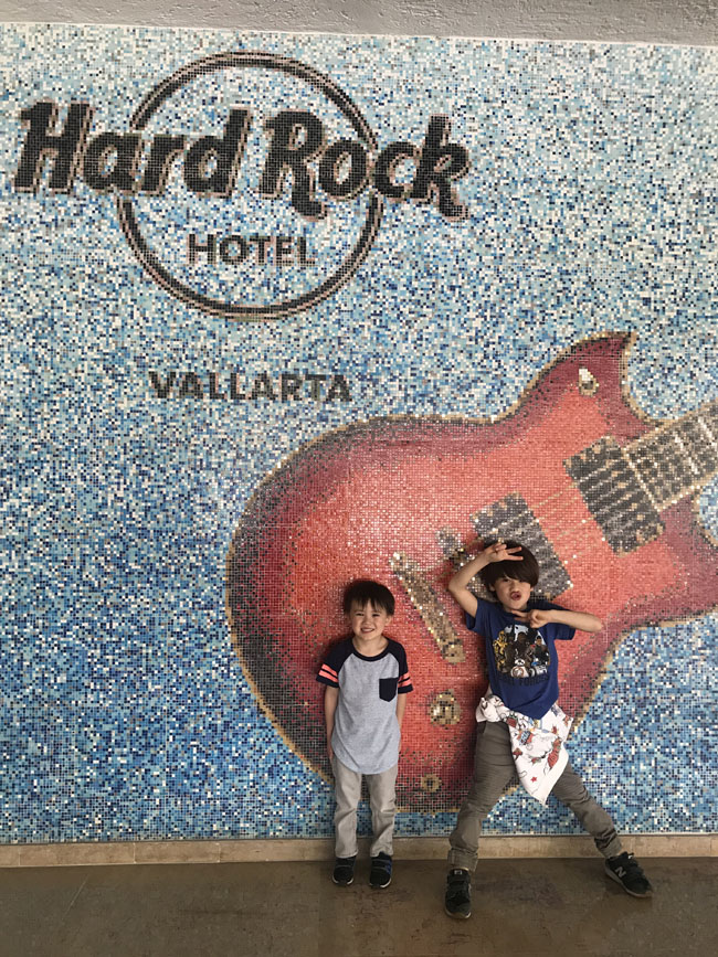 hard rock puerto vallarta mexico