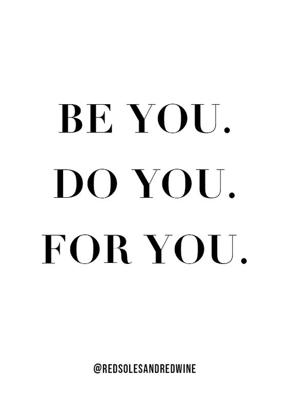 Be You Do You For You Boss Quote, inspirational boss quote, girl boss quote, be you quote, jennifer worman,