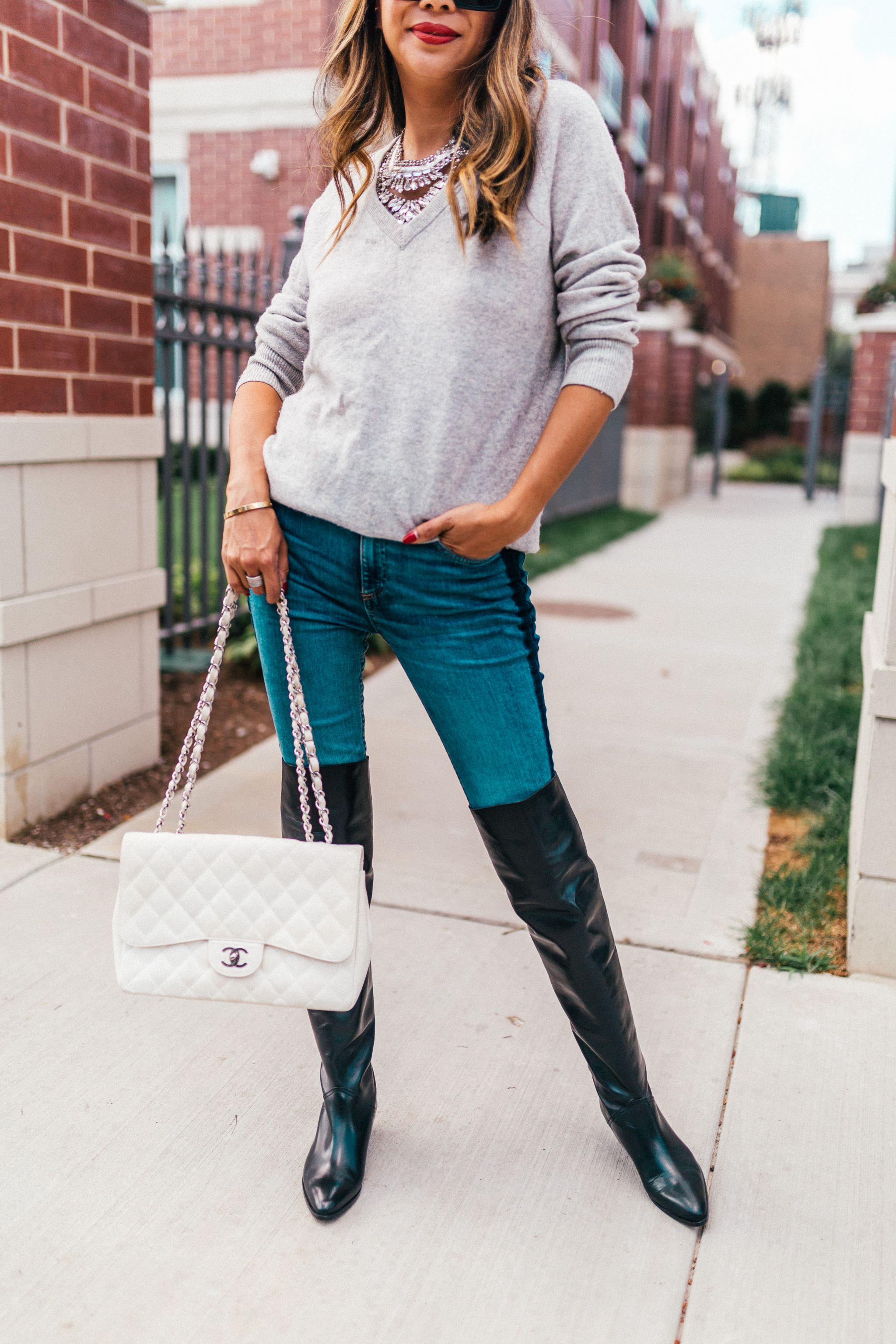Chic Fall Outfit, Fall Style, best fall items, Closet staples for fall, How to be chic for Fall, Jennifer Worman, Chicago Style Blogger, Fall Outfit Ideas
