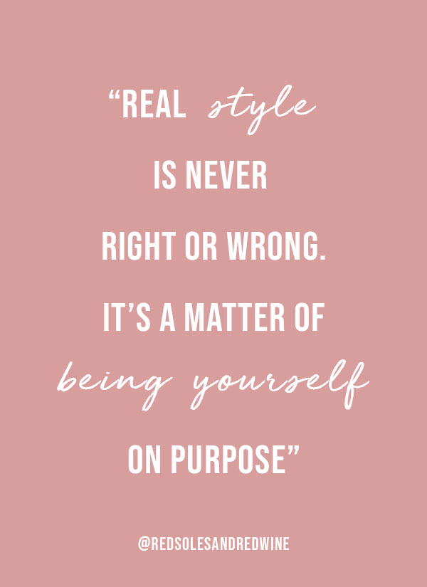 be yourself quote, style quote, fashion quote, be authentic quote, stay true to yourself