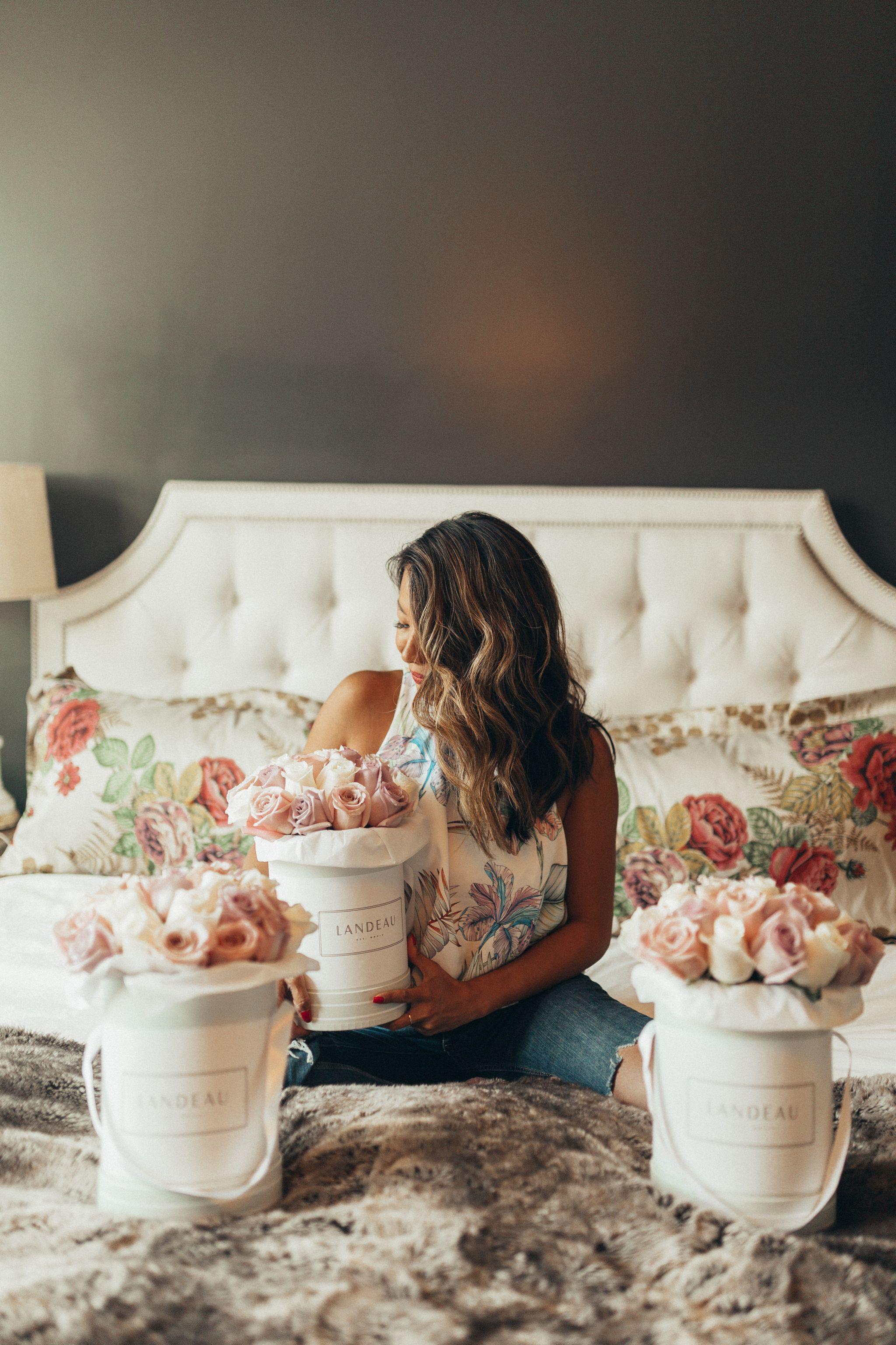 landeau flowers, Best flowers in a box, Jennifer Worman, Chicago LIfestyle, Best flowers for instagram