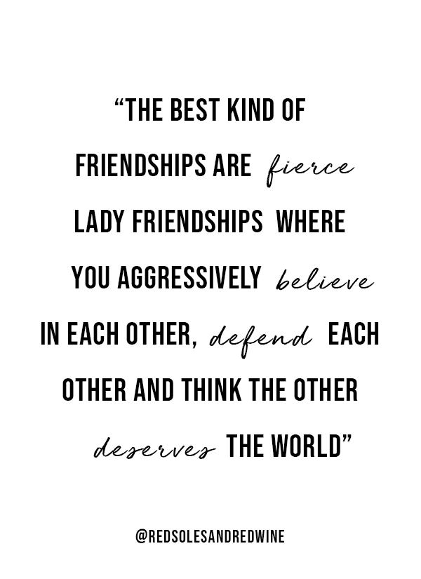 How to make blogging friendships, women and friendships, making new friends, tips on how to make friends and blogging, best kind of friendships quote,