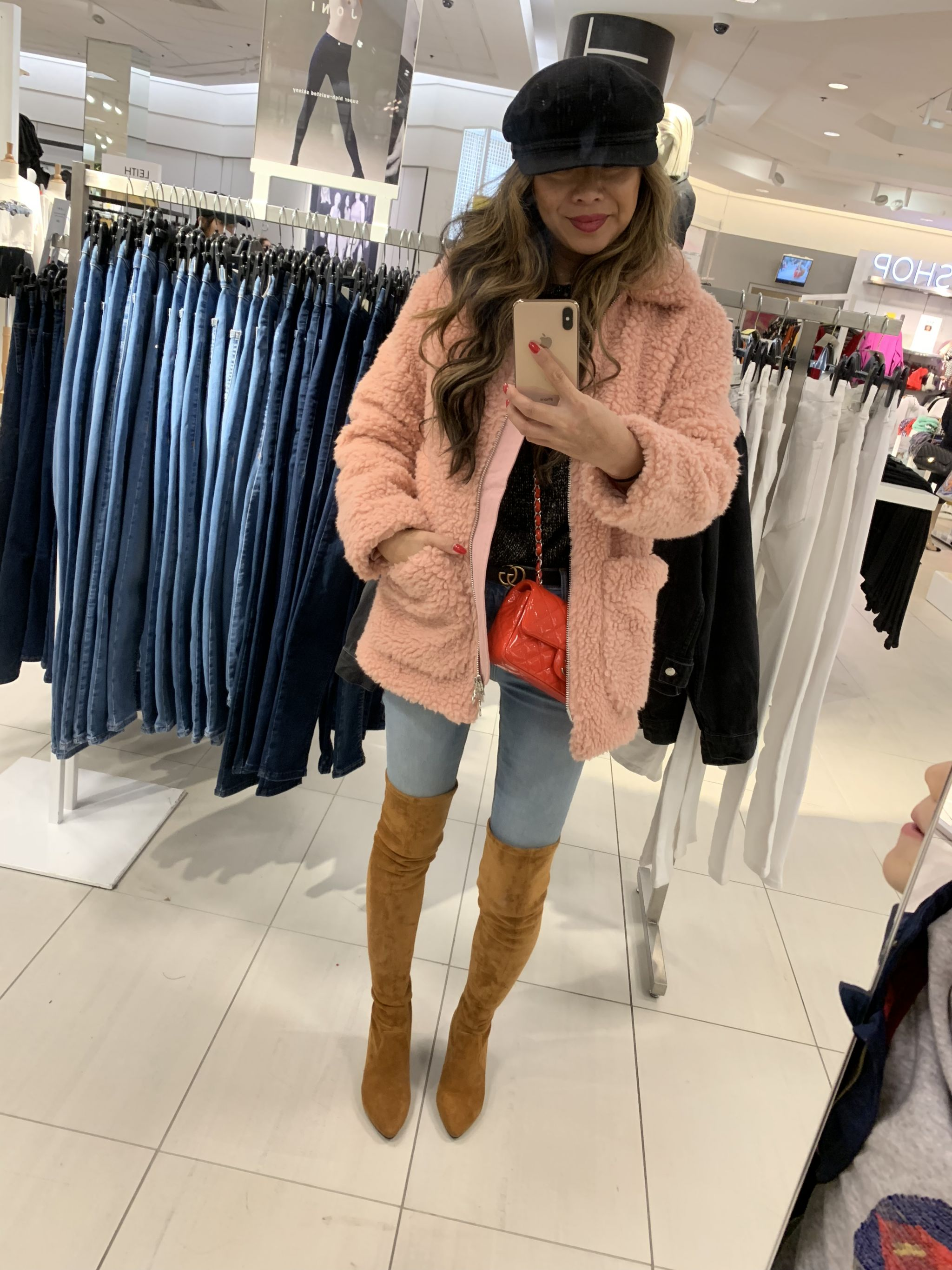 Nordstrom Teddy Coat, Topshop Teddy Coat, Cyber Monday specials Nordstrom, Best coat holiday