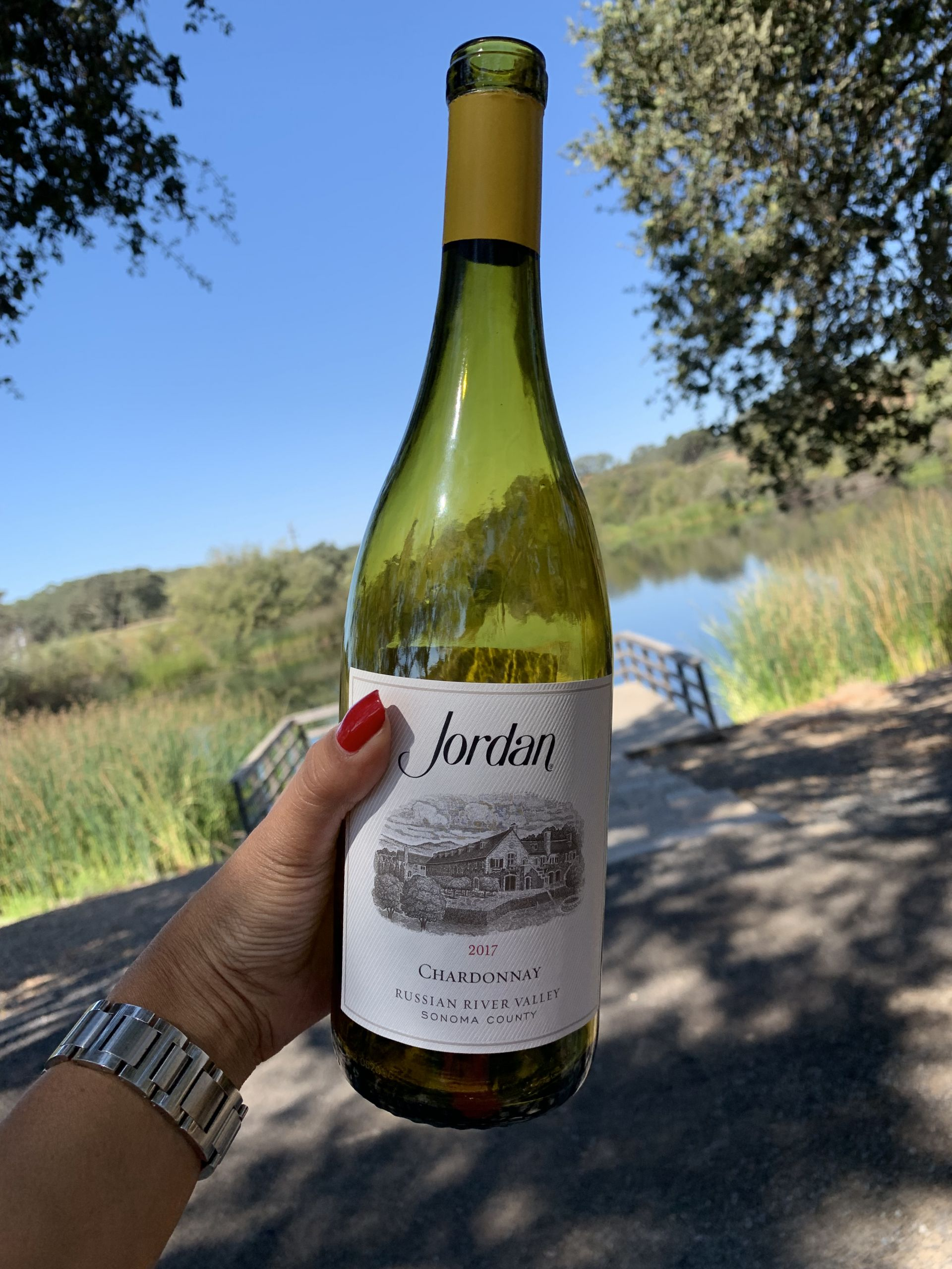 Jordan Winery, Best healdsburg winery, Best sonoma winery guide, Red Soles and Red Wine, Jordan Estate Tour