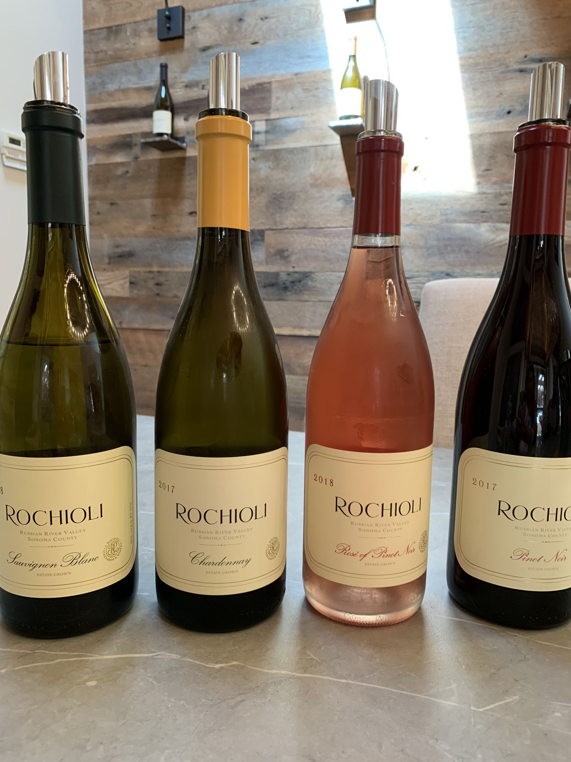 Rochioli Wine, Sonoma Winery Guide, Red Soles and Red Wine Travel, Best Sonoma Wineries