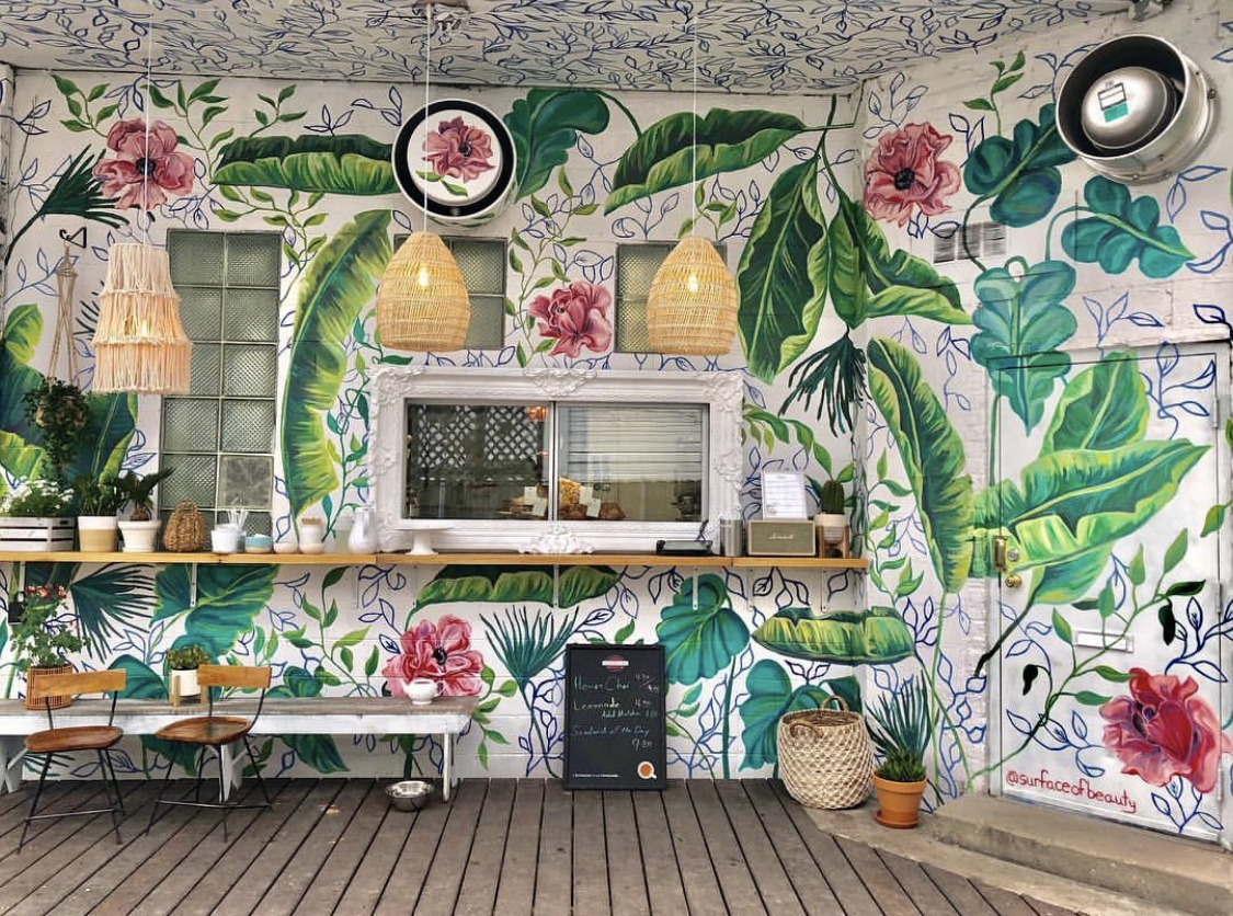 Top 10 Best Instagrammable Walls in Chicago, wall art in chicago, street art in chicago, best wall murals in chicago, photography in chicago, instagram chicago, best places to take photos in chicago, photoshoots in chicago, wall murals in chicago, wall guide, best wall art in chicago, 2020 murals in chicago, chicago guide, chicago blogger, chicago travel, chicago photography, chicago wall art, chicago murals, chicago art, Maison Marcel Lincoln Park Window, Maison Marcel chicago