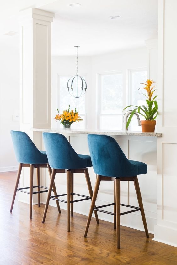 6 Counter Stools That Are Glam Kid Friendly Red Soles And Red Wine