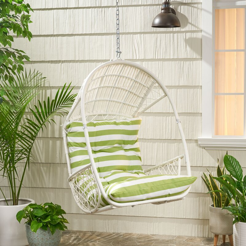 Target Southport Patio Egg Chair, Target Southport Patio Egg Chair dupes, affordable dupes for the Target Southport Patio Egg Chair, egg chair inspiration, egg chair home ideas, egg chairs, wicker egg chairs, hanging egg chairs, interior, home decor, home interior, interior styling, target dupes, patio furniture, patio furniture inspiration, Jennifer Worman, Red Soles and Red Wine, Berkshire Swing Chair Wayfair