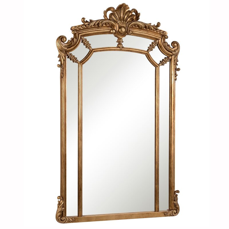 Anthropologie Gleaming Primrose Mirror, Anthropologie Gleaming Primrose Mirror dupes, affordable dupes for the Gleaming Primrose Mirror, gold mirror home ideas, gold mirror home decor, gold mirror home styling, gold mirror home inspiration, interior, home decor, home interior, interior styling, anthropologie dupes, glam home style, glam home inspiration, Jennifer Worman, Red Soles and Red Wine, Wayfair Antique Arch/Crowned Top Wood Traditional Beveled Venetian Wall Mirror