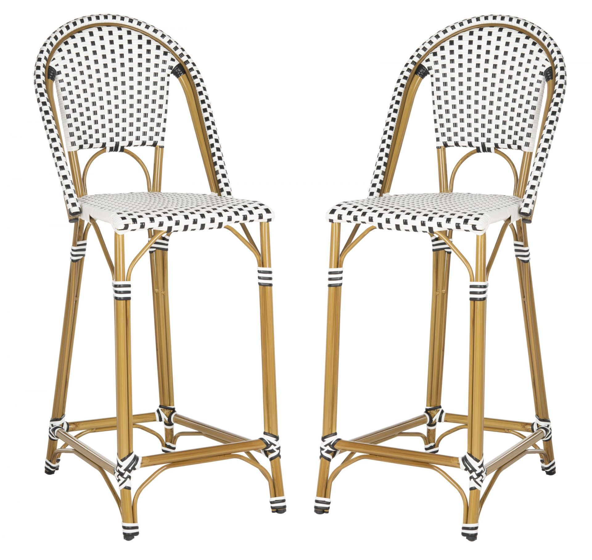 Claireville 30 Patio Bar Stool, Serena & Lily Riviera Side Chair Dupes,Serena & Lily Riviera Counter Stool Dupes, Serena & Lily dupes, Serena & Lily look for less, rattan dining chairs, bistro dining chairs, rattan counter stools, bistro counter stools, interior designs, diningchair ideas, counterstool ideas, on trend dining chairs, on trend counter stools, kitchen ideas, kitchen designs, dining room ideas, Red Soles and Red Wine, Jennifer Worman