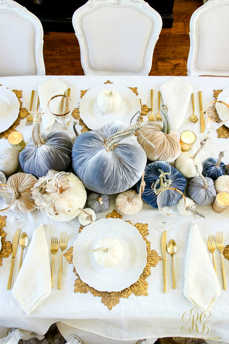 glam fall dining room table decor, velvet pumpkin decor ideas, glam fall tablescape inspiration, glam fall decor ideas, must have glam decor for fall, glam fall interior designs, Red Soles and Red Wine, Jennifer Worman