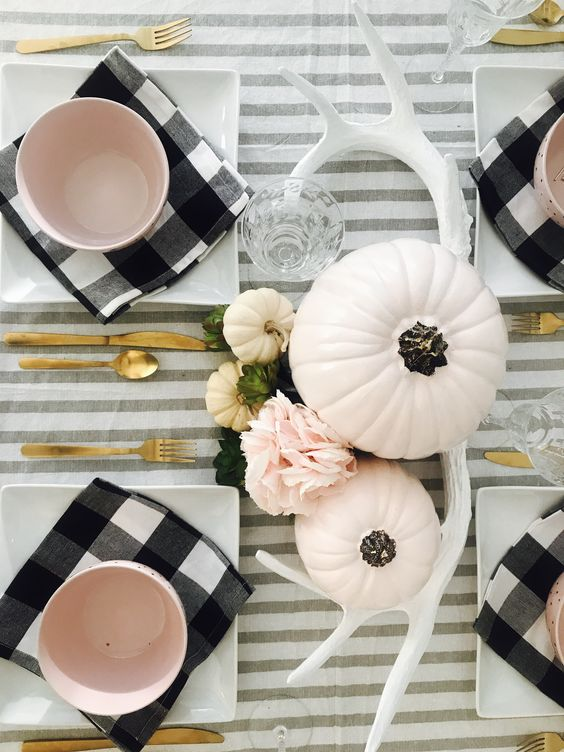 glam fall tables cape inspiration, fall decor inspiration, glam fall decor, glam fall indoor decor ideas, glam decor ideas, fall decor ideas, indoor fall decor, must have glam decor for fall, glam fall interior designs, black and white fall decor, black white gold and pink fall decor, nontraditional fall decor, nonbasic fall decor, pink fall decor, pretty fall decor, Mackenzie-Childs pumpkins, Mackenzie-Childs fall decor ideas, fall decor mantle ideas, Red Soles and Red Wine, Jennifer Worman