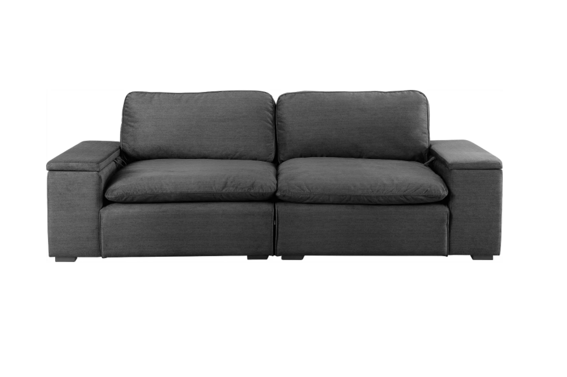 Dupes for the Restoration Hardware cloud couch, RH cloud couch dupes, affordable versions of the Restoration Hardware cloud couch, modular sofa dupes, restoration hardware cloud sofa, CLOUD MODULAR SOFA CHAISE SECTIONAL, restoration hardware dupes, affordable sectional sofas, Red Soles and Red Wine, Jennifer Worman