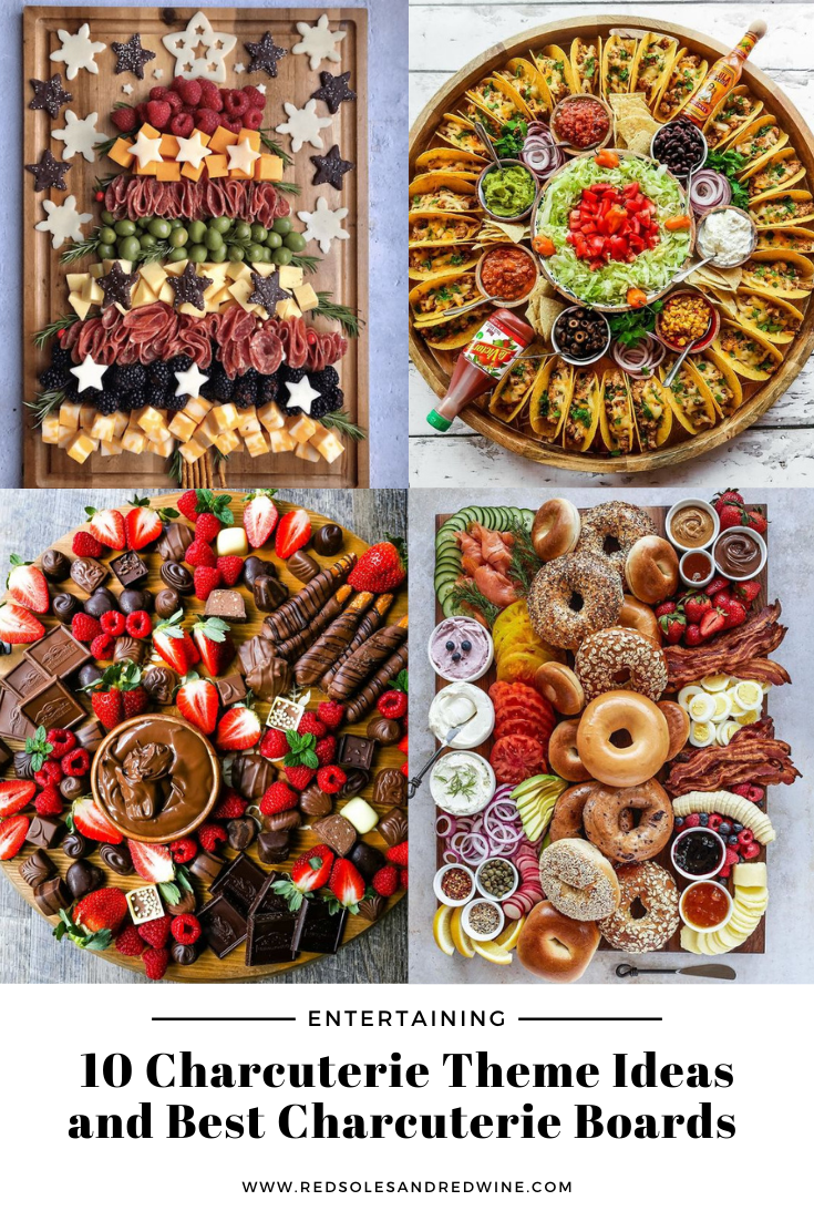 charcuterie boards, themed charcuterie board ideas, food board for entertaining, cheese boards, holiday party charcuterie boards, cheese plate, Christmas themed charcuterie food board, how to make a charcuterie board, charcuterie board tips, charcuterie board ideas, Christmas charcuterie board, brunch board, dessert board, taco board, holiday entertaining tips, cheese board easy, cheese boards for kids, charcuterie boards for kids, DIY charcuterie boards, cheese board display, food boards, food board ideas, easy appetizers for entertaining, charcuterie board ideas, epic food boards, food display, Red Soles and Red Wine, Jennifer Worman
