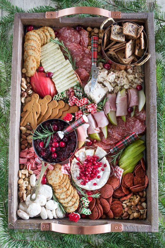 charcuterie boards, holiday entertaining, cheese boards, holiday party charcuterie boards, cheese plate, Christmas themed charcuterie food board, how to make a charcuterie board, charcuterie board tips, charcuterie board ideas, Christmas charcuterie board, meat and cheese board, Christmas cheese board, holiday entertaining tips, easy holiday appetizers, cheese board easy, cheese boards for kids, charcuterie boards for kids, DIY charcuterie boards, cheese board display, Red Soles and Red Wine, Jennifer Worman