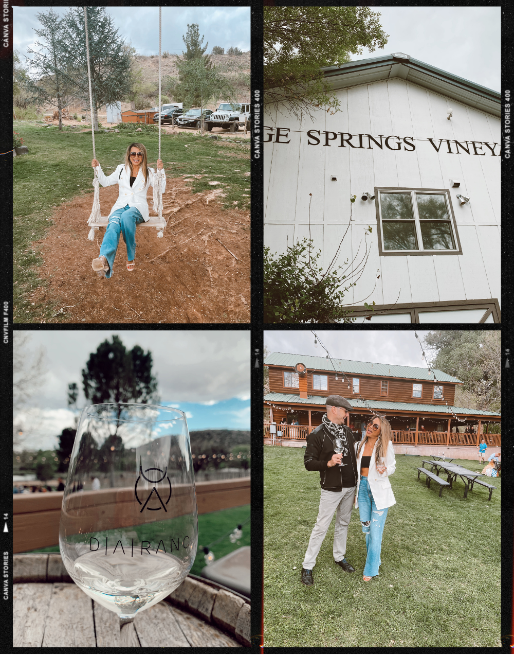 Page Springs Vineyard Sedona, wineries in Sedona, Sedona winery, Sedona vineyard, Sedona Travel Itinerary, SedonaTravel Guide, Tips for Your FirstSedonaTrip,A Weekend Guide toSedona, Guide to Sedona, 2 days in Sedona, Red Soles and Red Wine, travel blogger, travel influencer, Jen Worman