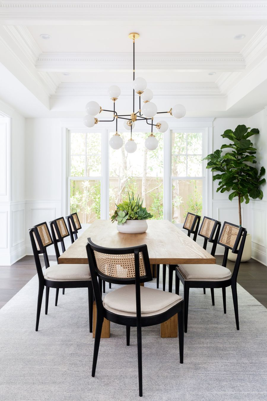 black and wicker dining chair inspiration, affordable dining chairs, boho dining chairs, boho dining chair inspiration, simple dining chairs, rustic dining chairs, rattan dining chair inspiration, wicker dining chair inspiration, dining chairs inspiration, dining room inspiration, dining room ideas, dining room table styling ideas